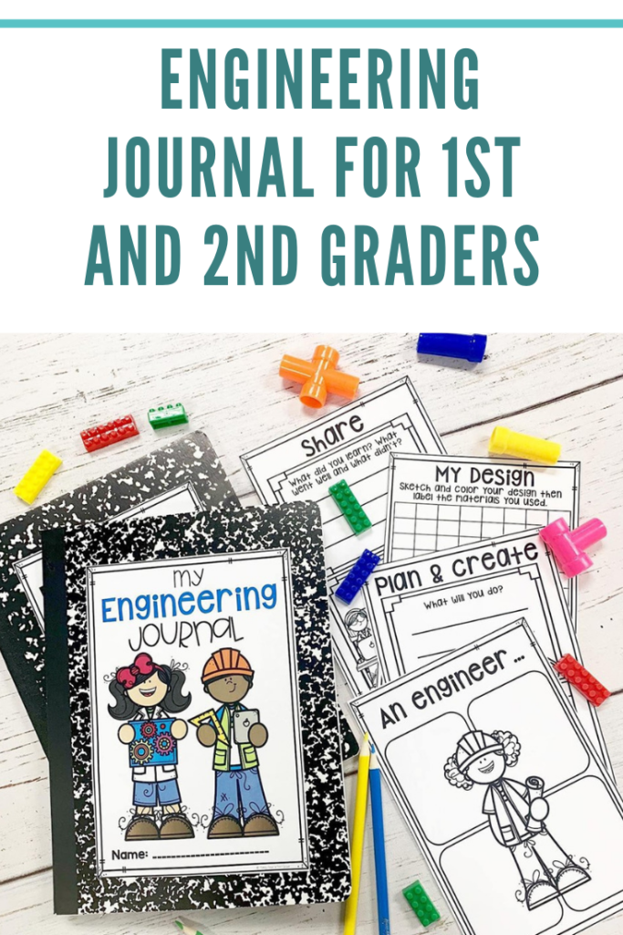 First and Second Grade Engineering Journal
