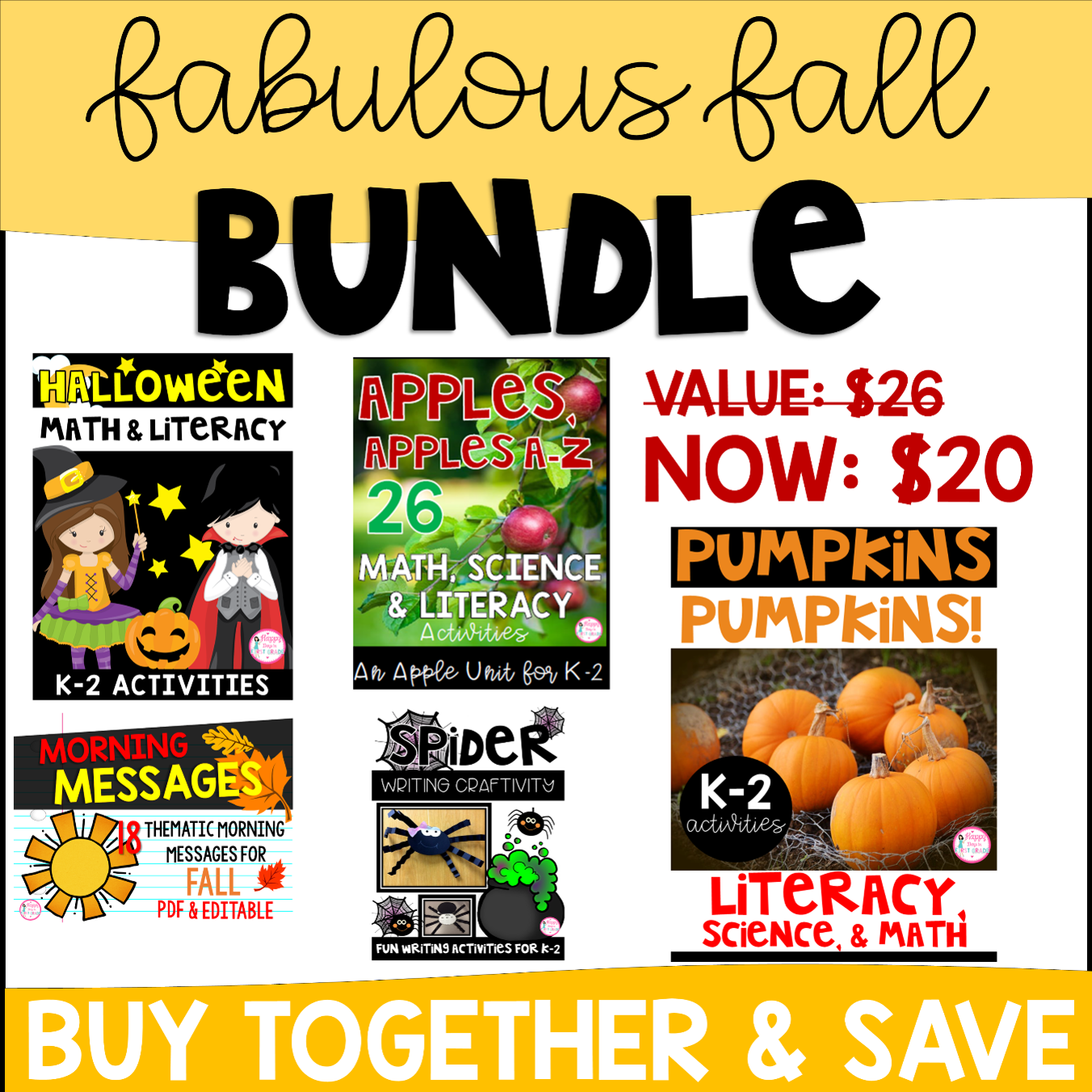 Fabulous Fall Bundle